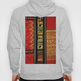The Great Nagas Of India Hoody