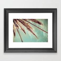 Sea breeze  Framed Art Print