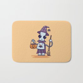 Ned's Halloween Witch Bath Mat