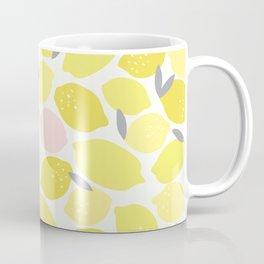 Pink Lemonade Print Coffee Mug