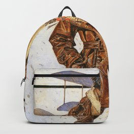 Air Force Pilot - Digital Remastered Edition Backpack