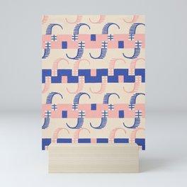 1920s Vintage Fabric Design by Paul Poiret Mini Art Print