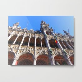 Grand Place – Brussels Metal Print