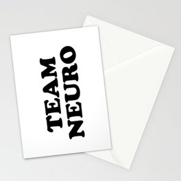 TEAM NEURO Stationery Cards