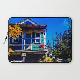 Cabot Cabin in Autumn Laptop Sleeve