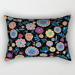 Nature in the dark Rectangular Pillow