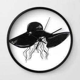 Fugitive Wall Clock