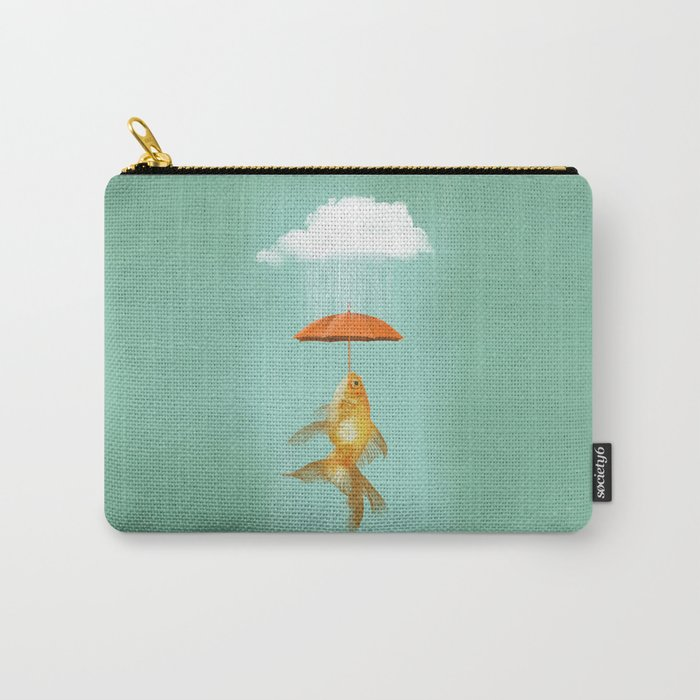 Fish Cover Carry-All Pouch