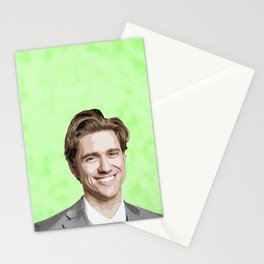 Aaron Tveit 11 Stationery Cards