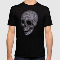 New Skin (alternate) Mens Fitted Tee MEDIUM Black