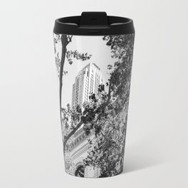 New York Library Travel Mug