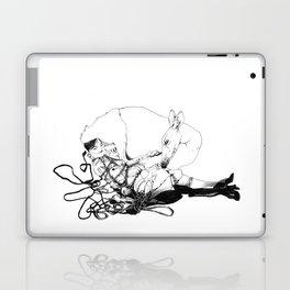 perfect bound Laptop & iPad Skin