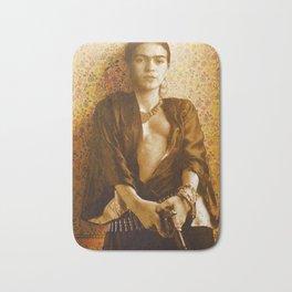 Frida Gun Bath Mat