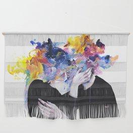 intimacy on display Wall Hanging