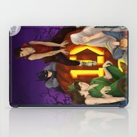 1d iPad Cases featuring 1D Halloween by RockitRocket