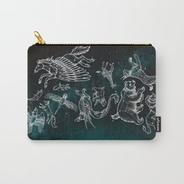 Midnight Menagerie Carry-All Pouch