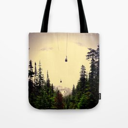 Go west young man Tote Bag