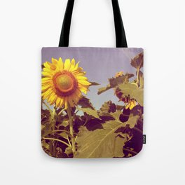 The happy flower! Tote Bag