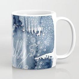 To die must be an awfully big adventure Coffee Mug