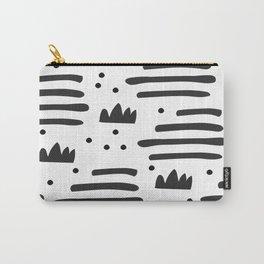 Abstract scandinavian art Carry-All Pouch