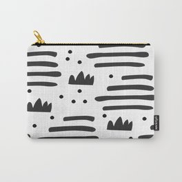 Abstract scandinavian art Carry-All Pouch