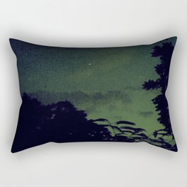 Lo-Fi Sunset Rectangular Pillow