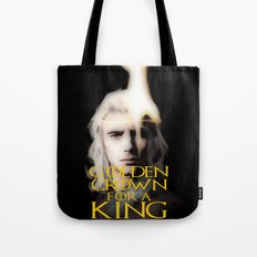 CROWN FOR A KING Tote Bag