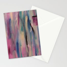 watered down world Stationery Cards