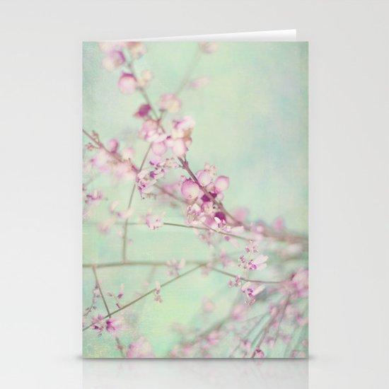 Pink Symphony Stationery Cards