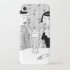 They shared a chocolate shake and some dreams iPhone 7 Slim Case