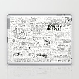 Dear Diary... Laptop & iPad Skin