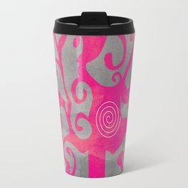 Spiral Tree Travel Mug
