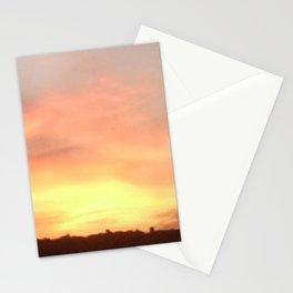 Sunset 504 Centre Focus Stationery Cards