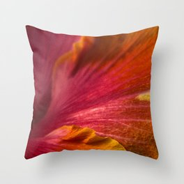 Amongst the Petals Throw Pillow