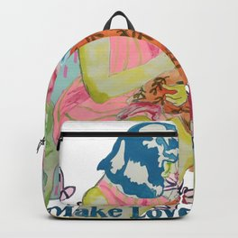 Make Love great again, try Backpack