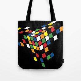 CUBED Tote Bag
