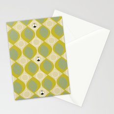 leaves and bugs Stationery Cards