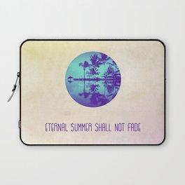 Eternal Summer -Paper- Laptop Sleeve