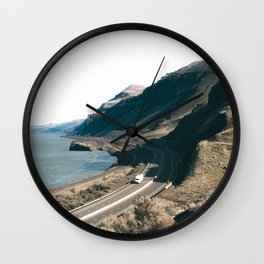 I-84 Wall Clock