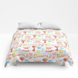 pattern II Comforters