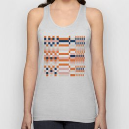 Connecting lines 1 Unisex Tank Top