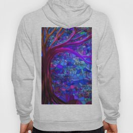 Mystery In The Forest Hoody