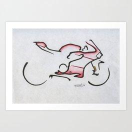 Panigale Superbike Art Print