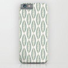 Green Leaves iPhone 6s Slim Case