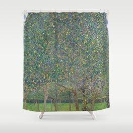 Gustav Klimt - Pear Tree Shower Curtain