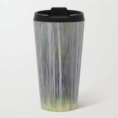 Birch Blurs Travel Mug