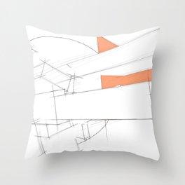 Big Plans 5 Throw Pillow