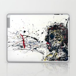 Tubby Tubby Two by Four Throws It Up And Eats Some More Laptop & iPad Skin