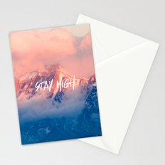 Stay Rocky Mountain High Stationery Cards