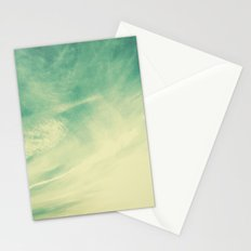Chem Trails. Stationery Cards
